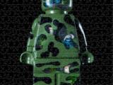 Alter Ego Blue PUZZLE 32