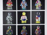 Alter Ego Tributes MIXPIX – lot of 9